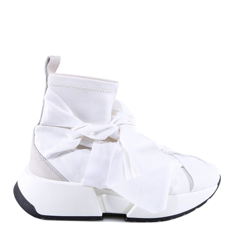 MM6 Maison Margiela Bow Sock Sneakers