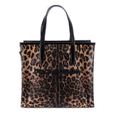 Dolce & Gabbana Animal Print Tote Bag