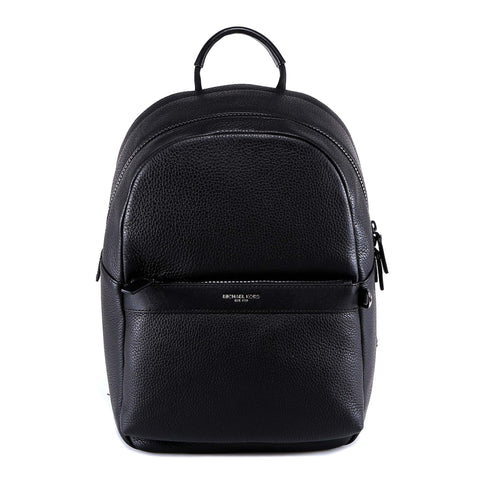 Michael Kors Logo Zip-Up Backpack