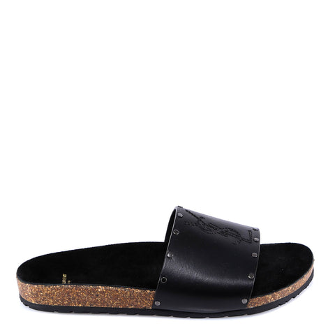 Saint Laurent Jimmy Slides