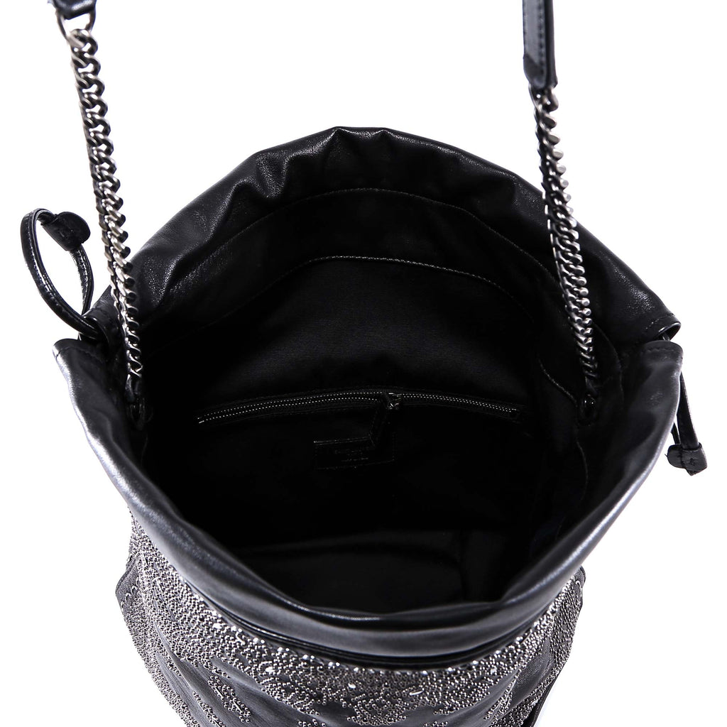 bec814742c47 Saint Laurent Studded Bucket Bag – Cettire