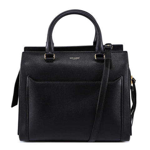 Saint Laurent Top Handle Tote Bag