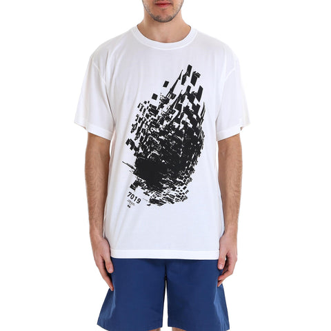 Stone Island Shadow Project Graphic Printed T-Shirt