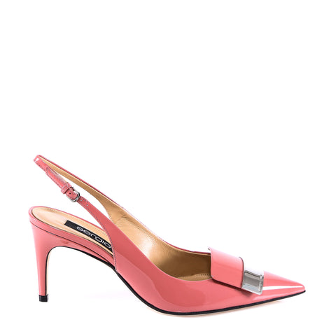 Sergio Rossi Sling Back Pumps