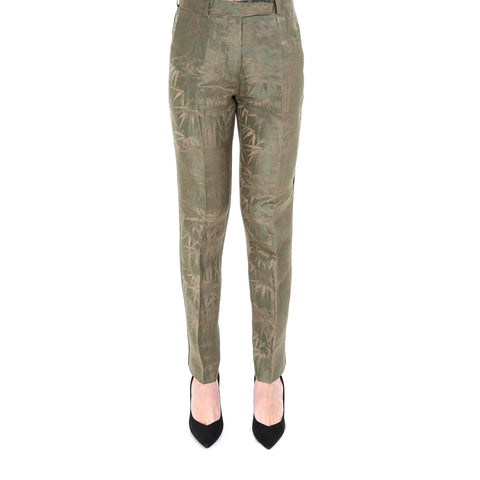 Etro High Waisted Tailored Trousers