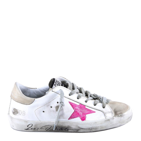 Golden Goose Deluxe Brand Star Lace-Up Sneakers
