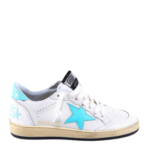 Golden Goose Deluxe Brand Star Patch Lace-Up Sneakers