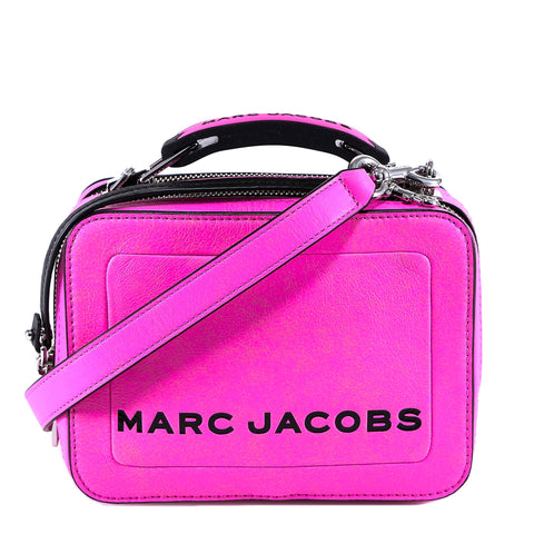 Marc Jacobs Logo Fluorescent Shoulder Bag