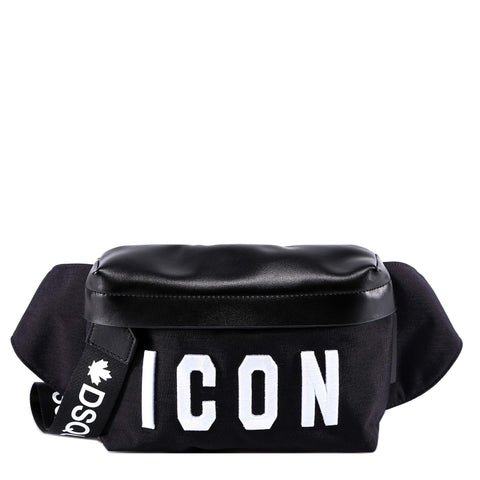 Dsquared2 Icon Embroidered Belt Bag