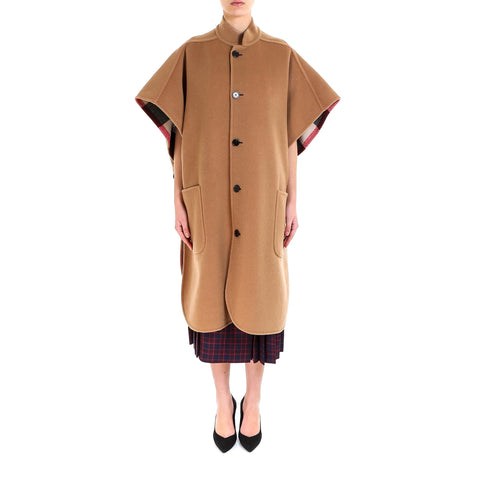 Burberry Reversible Oversized Coat