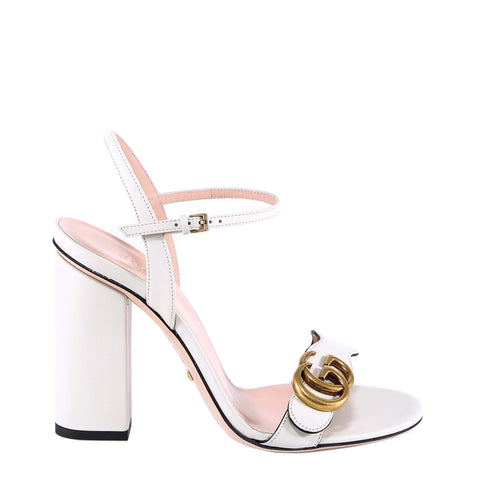 Gucci GG Ankle Strap Sandals