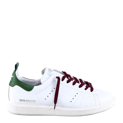 Golden Goose Deluxe Brand Logo Lace-Up Sneakers