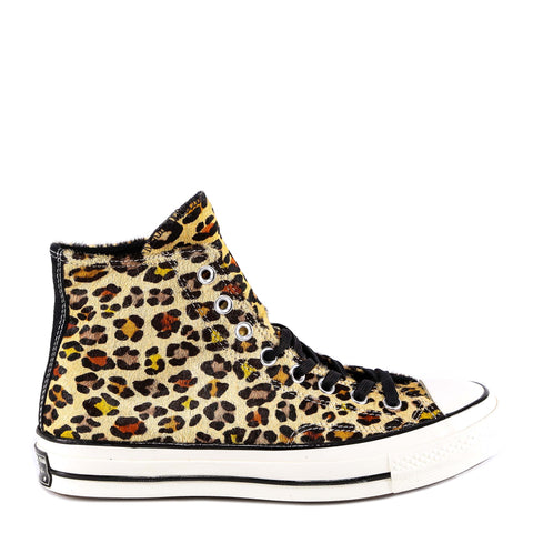 Converse Animalier Printed High-Top Sneakers