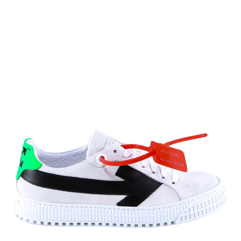 Off-White Arrow Low Top Sneakers