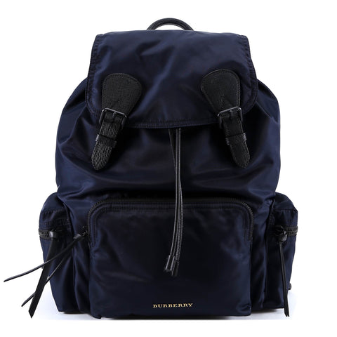 Burberry Large Nylon Backpack