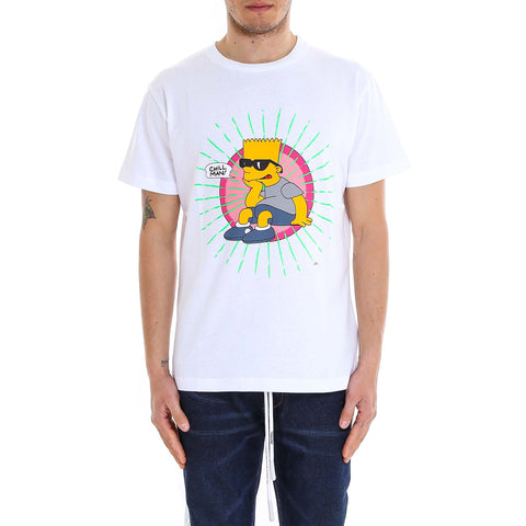 Off-White Bart Simpson T-Shirt