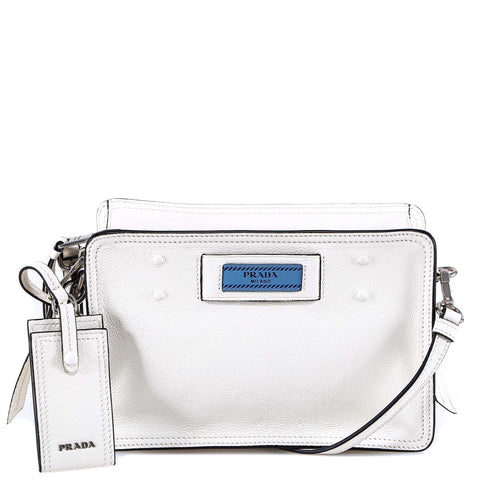 Prada Logo Shoulder Bag