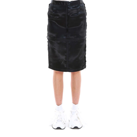 Mm6 Maison Margiela Panelled Pencil Skirt