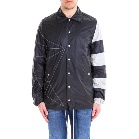 Rick Owens Panelled Spray Jacket