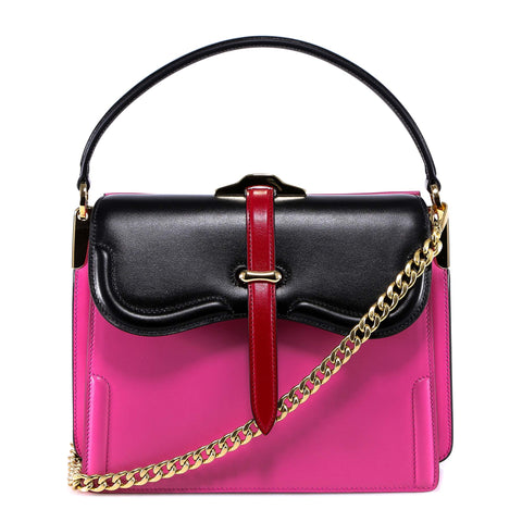 Prada Two-Tone Shoulder Bag