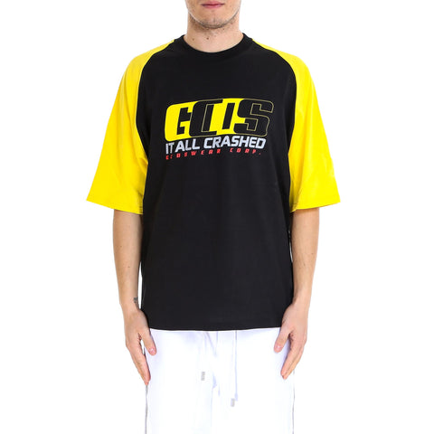 GCDS It All Crashed T-Shirt