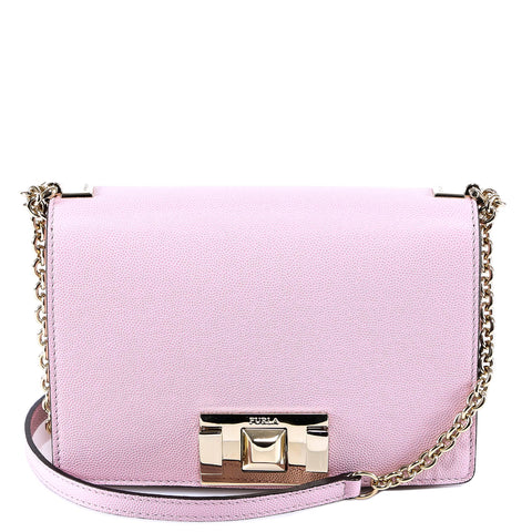 Furla Logo Mini Mimi Crossbody Bag