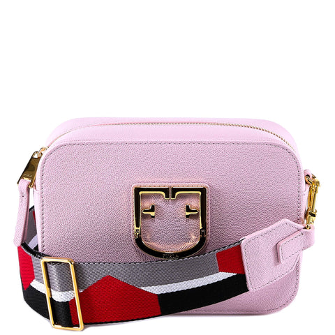 Furla Rainbow Strap Shoulder Bag