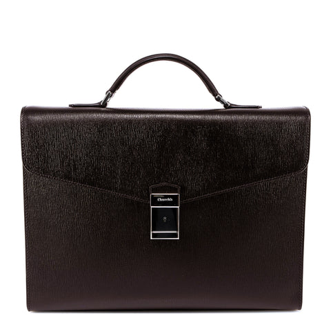 Church's Clip Closure Briefcase