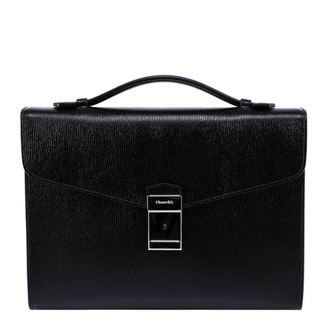 Church's Flap Closure Briefcase