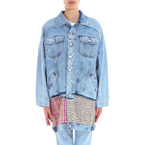 Natasha Zinko Oversized Denim Jacket