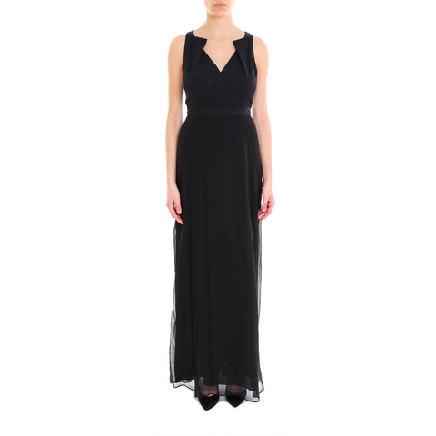 Karl Lagerfeld Sleeveless Maxi Dress