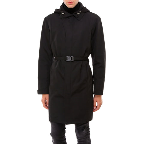 1017 Alyx 9SM Belted Hooded Coat