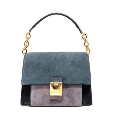 Furla Diva Small Colour Block Shoulder Bag