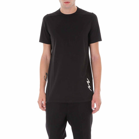 Rick Owens Embroidered Crewneck T-Shirt