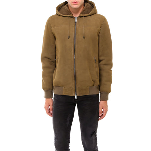 Desa 1972 Hooded Zip-Up Jacket