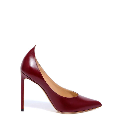Francesco Russo High Vamp Pumps
