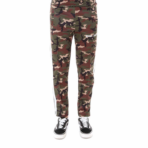 Palm Angels Camouflage Logo Track Pants