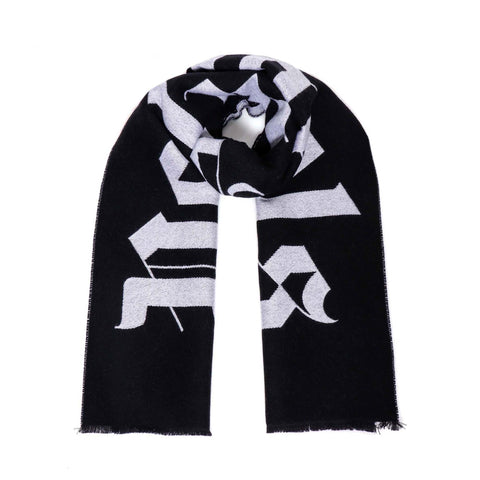 Palm Angels Iconic Logo Scarf