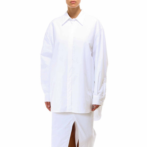 Mm6 Maison Margiela Oversized Shirt