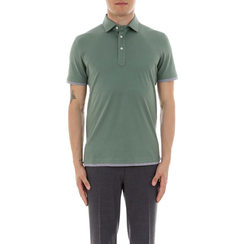 Brunello Cucinelli Slim Fit Polo Shirt