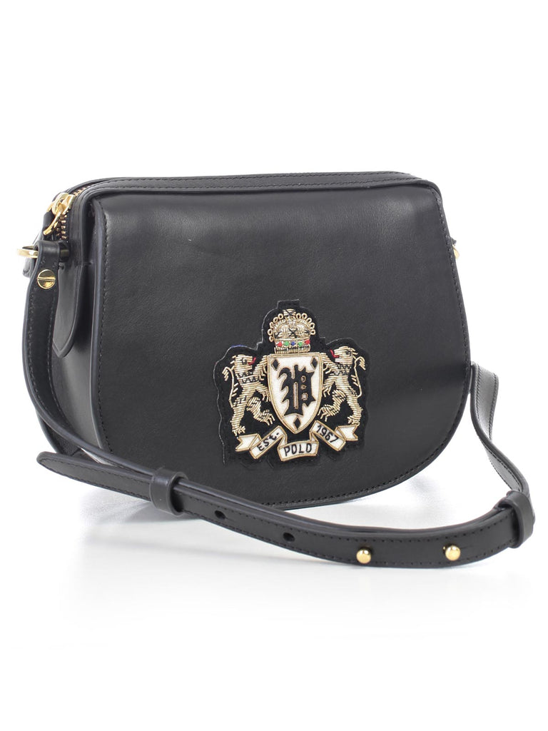 02f05bd90a Polo Ralph Lauren Bullion Patch Saddle Bag – Cettire