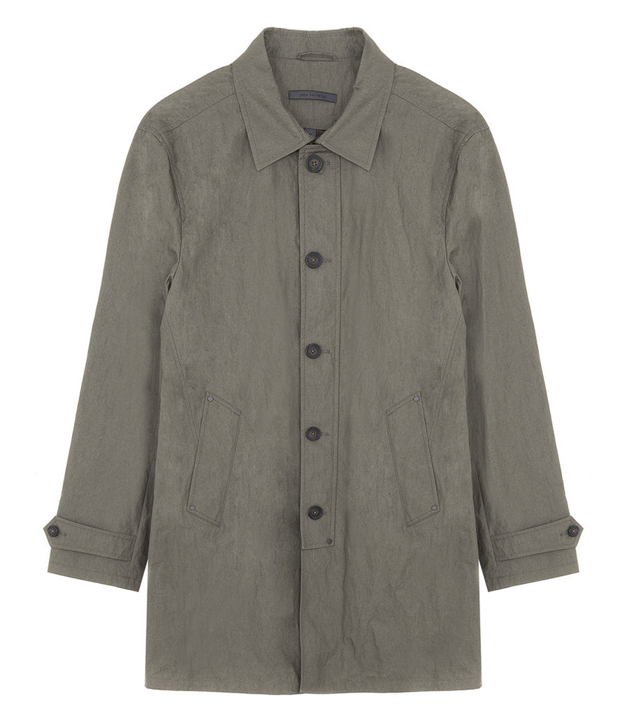 John Varvatos Button Coat