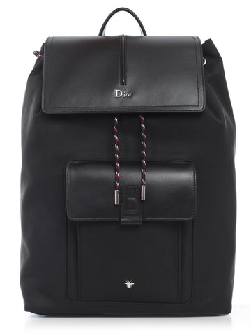 Dior Homme Flap Backpack