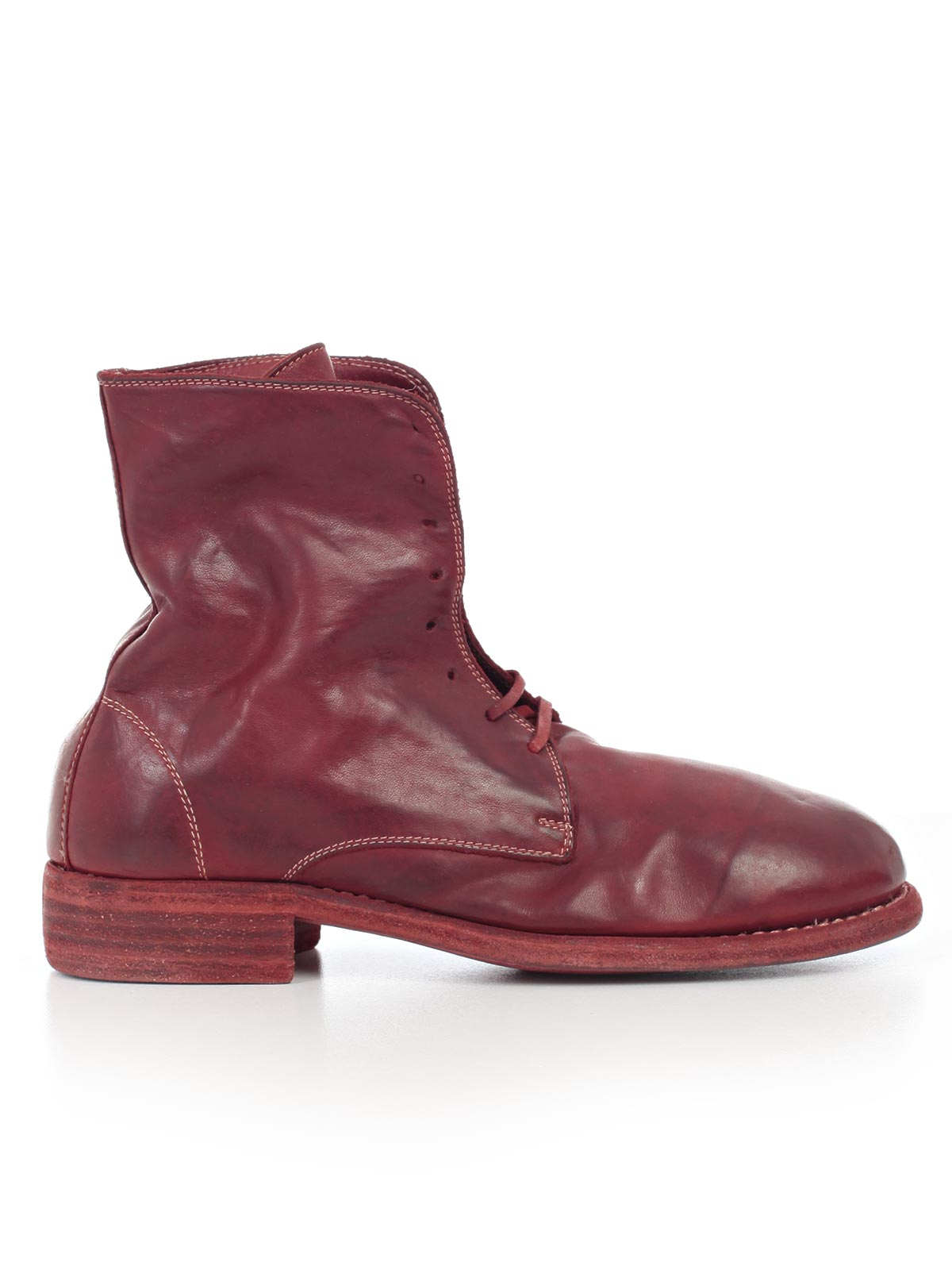 GUIDI DISTRESSED BOOTS