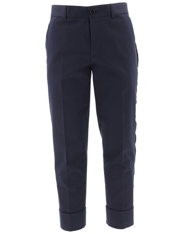 Dior Homme Cuffed Trousers