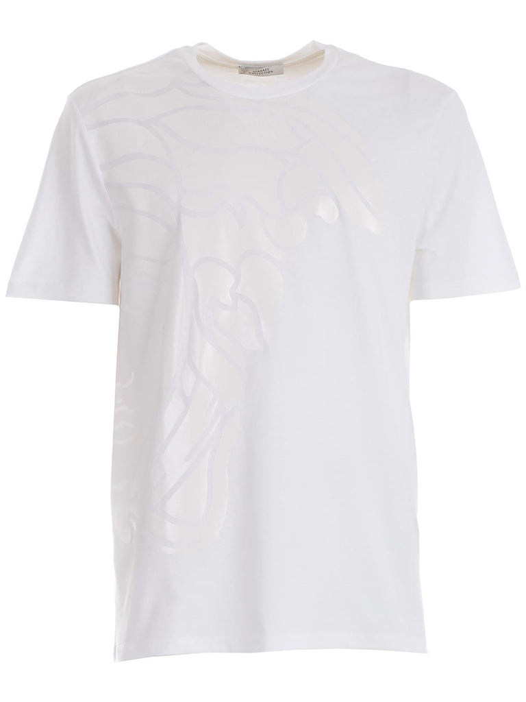 8254916f7 Versace Collection Printed Logo T-Shirt