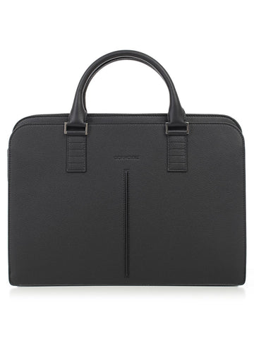 Dior Homme Classic Leather Briefcase