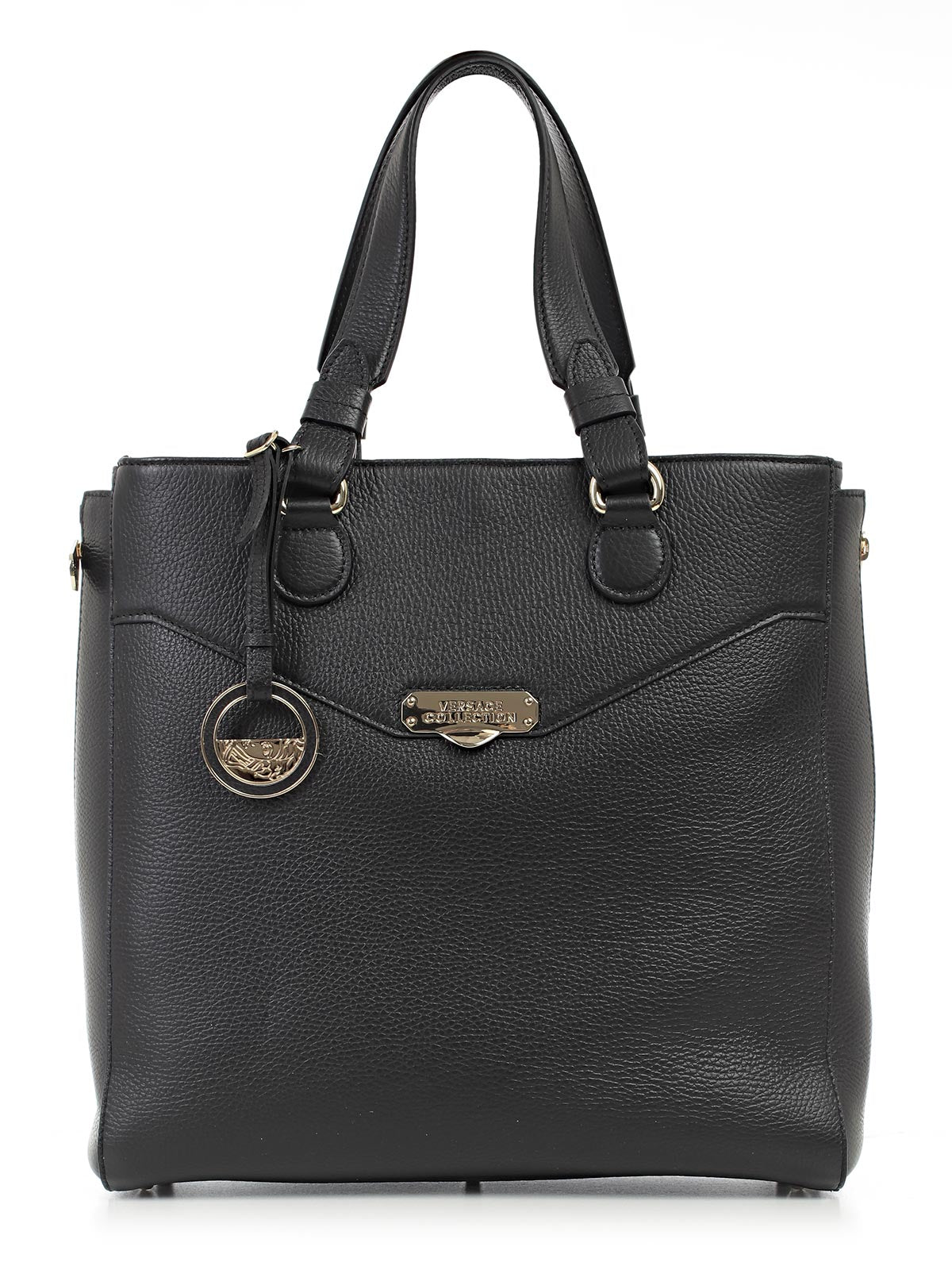 VERSACE COLLECTION SHOPPING TOTE