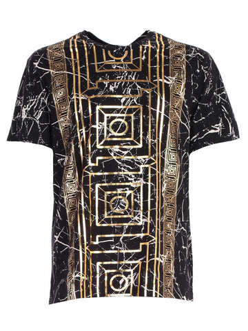 Versace Collection Printed T-Shirt