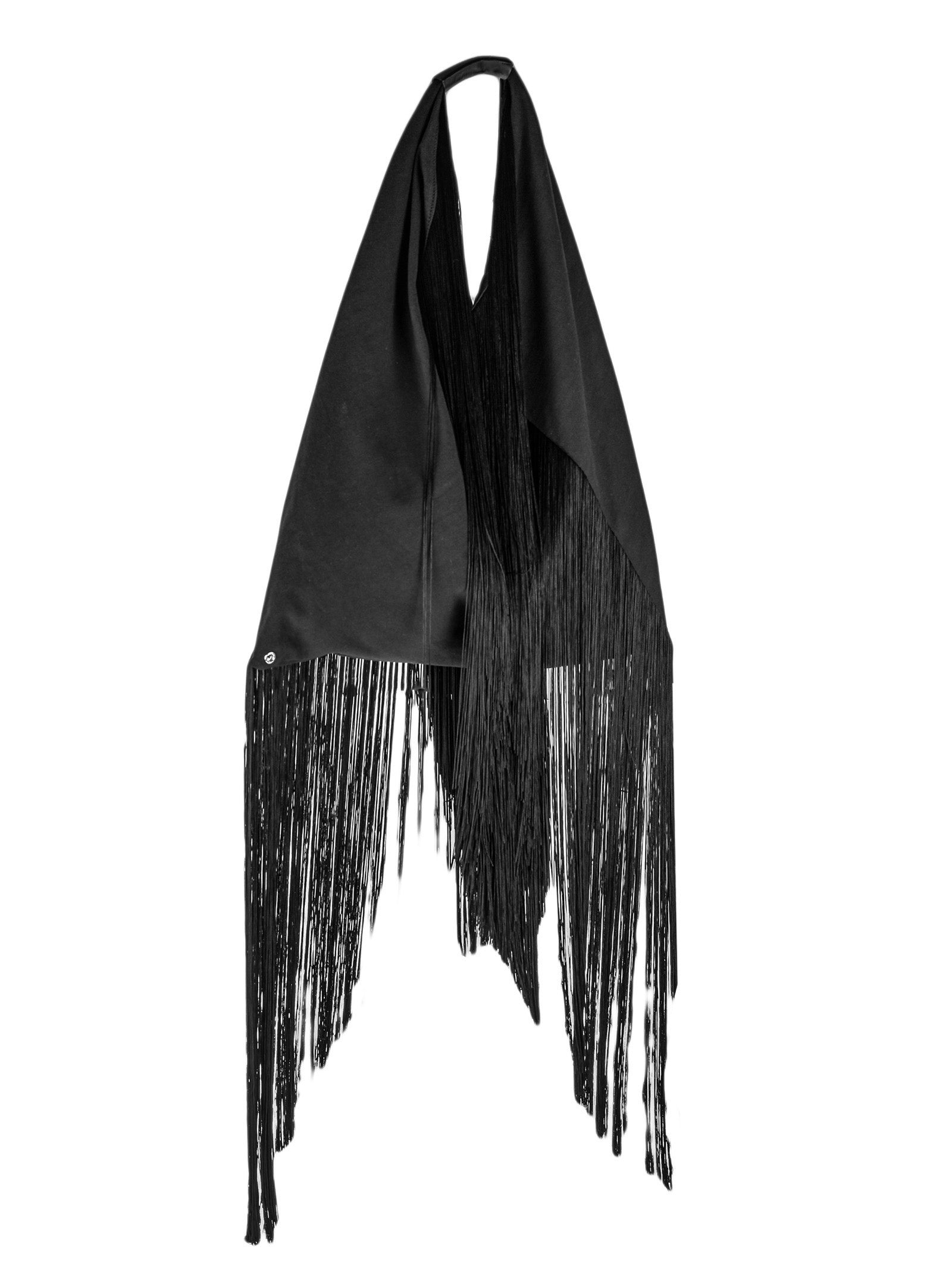 MM6 Maison Margiela Fringe Tote Bag
